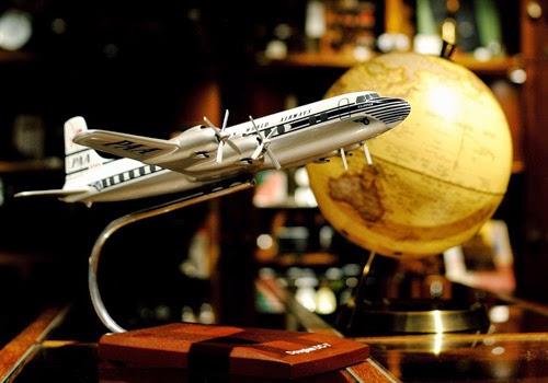 DC-7 PANAM