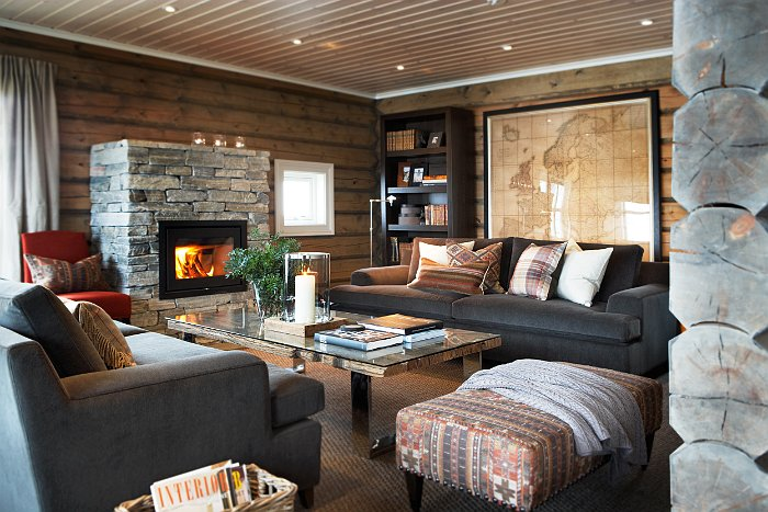 Ski Lodge Interior Design