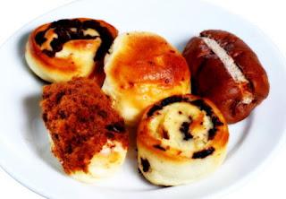 cara membuat Roti Unyil aneka Rasa enak