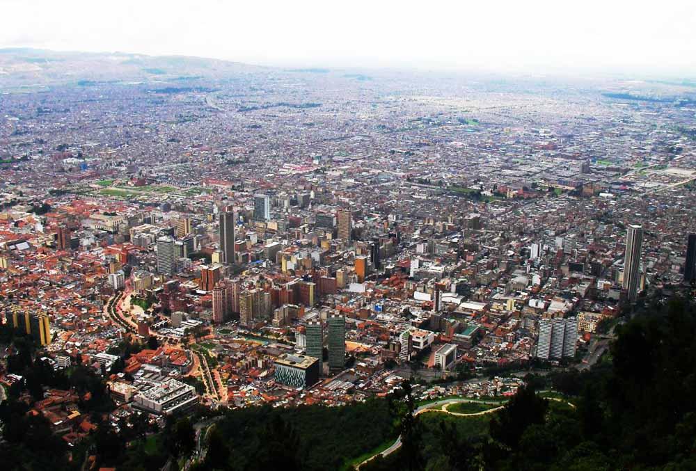 Fotos de Bogotá – Colômbia - Cidades em fotos