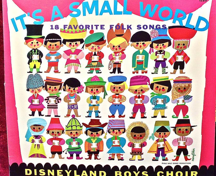 Disneyland Boys Choir Its A Small World