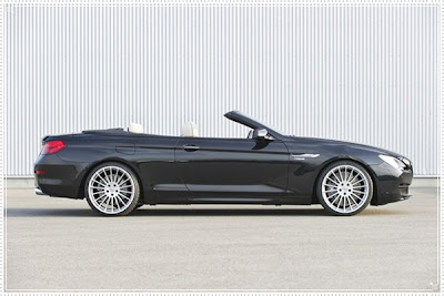 Hamann-BMW-6-Cabrio-F12-Side