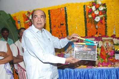Nagarjuna Damarukam Opening Stills