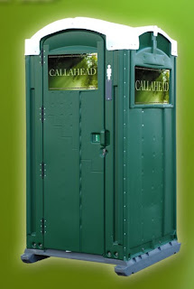 GREEN HEAD portable toilet