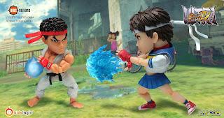 Ryu e Sakura