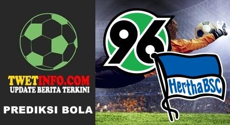Prediksi Hannover 96 vs Hertha Berlin