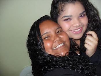 Pr Renata e Ingrid