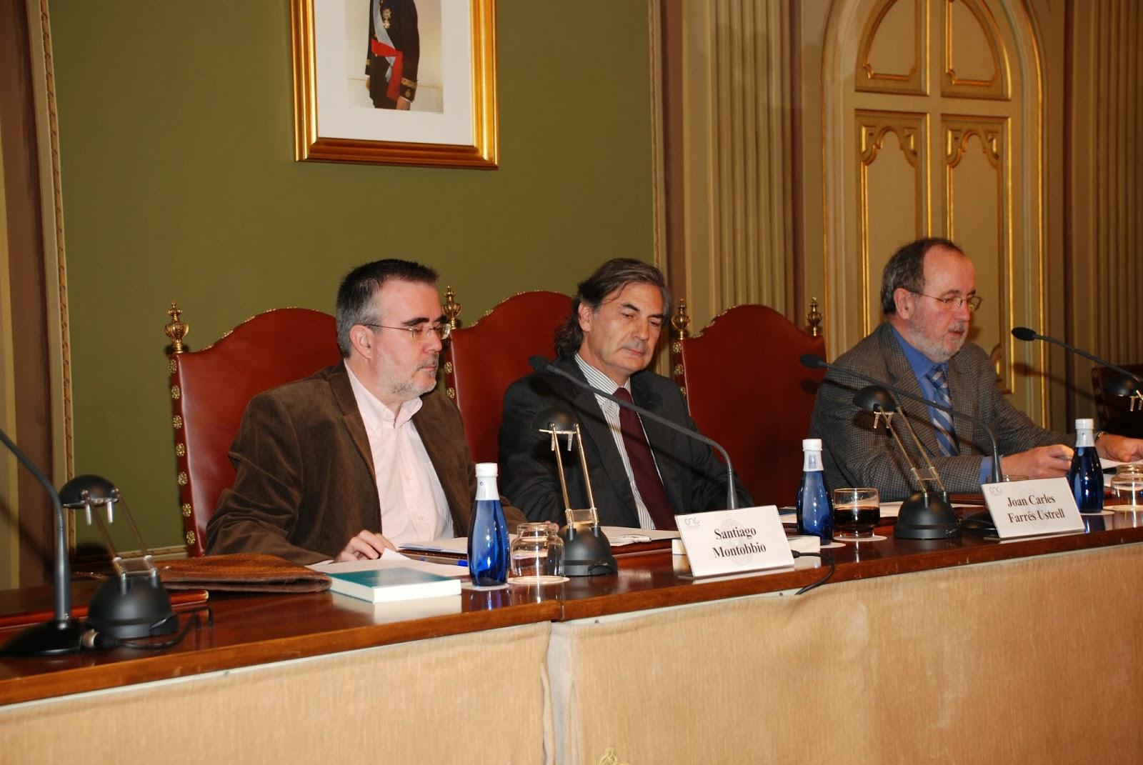 El poema es todo noticia de la conferencia y lectura de - Notarios en barcelona ...