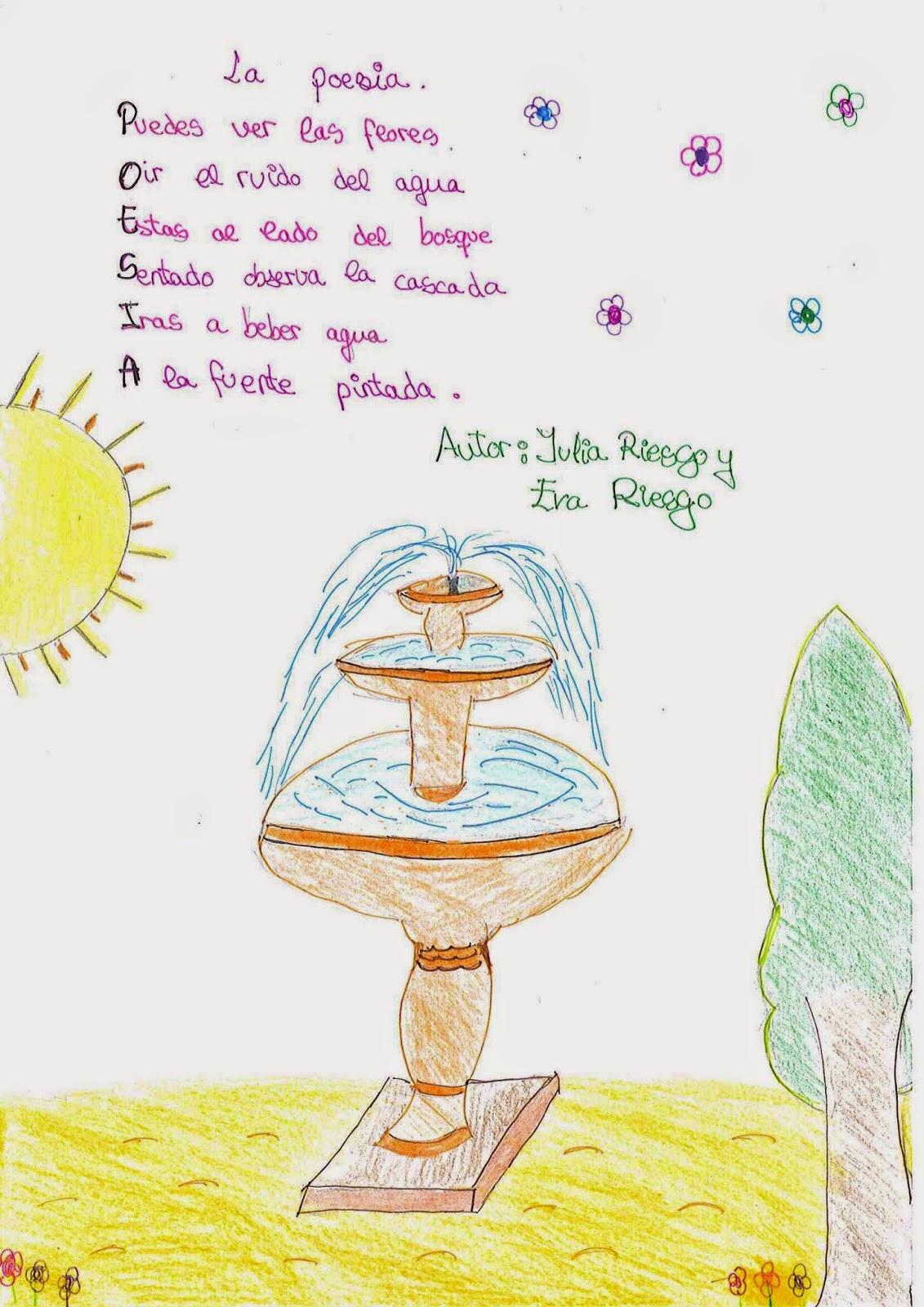 Perfecto Plantilla De Poema Acróstico Imprimible Galería - Ejemplo ...