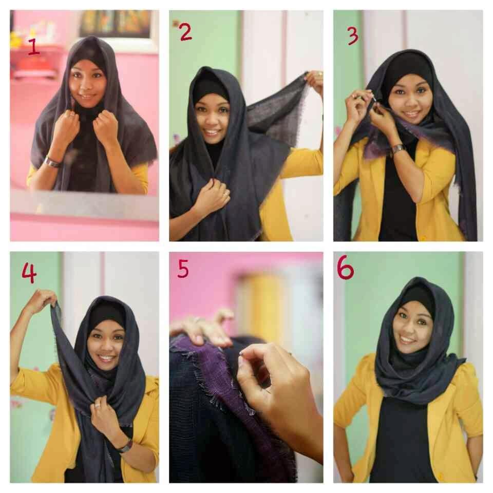 Cara Hijab Sei Empat Dian Pelangi