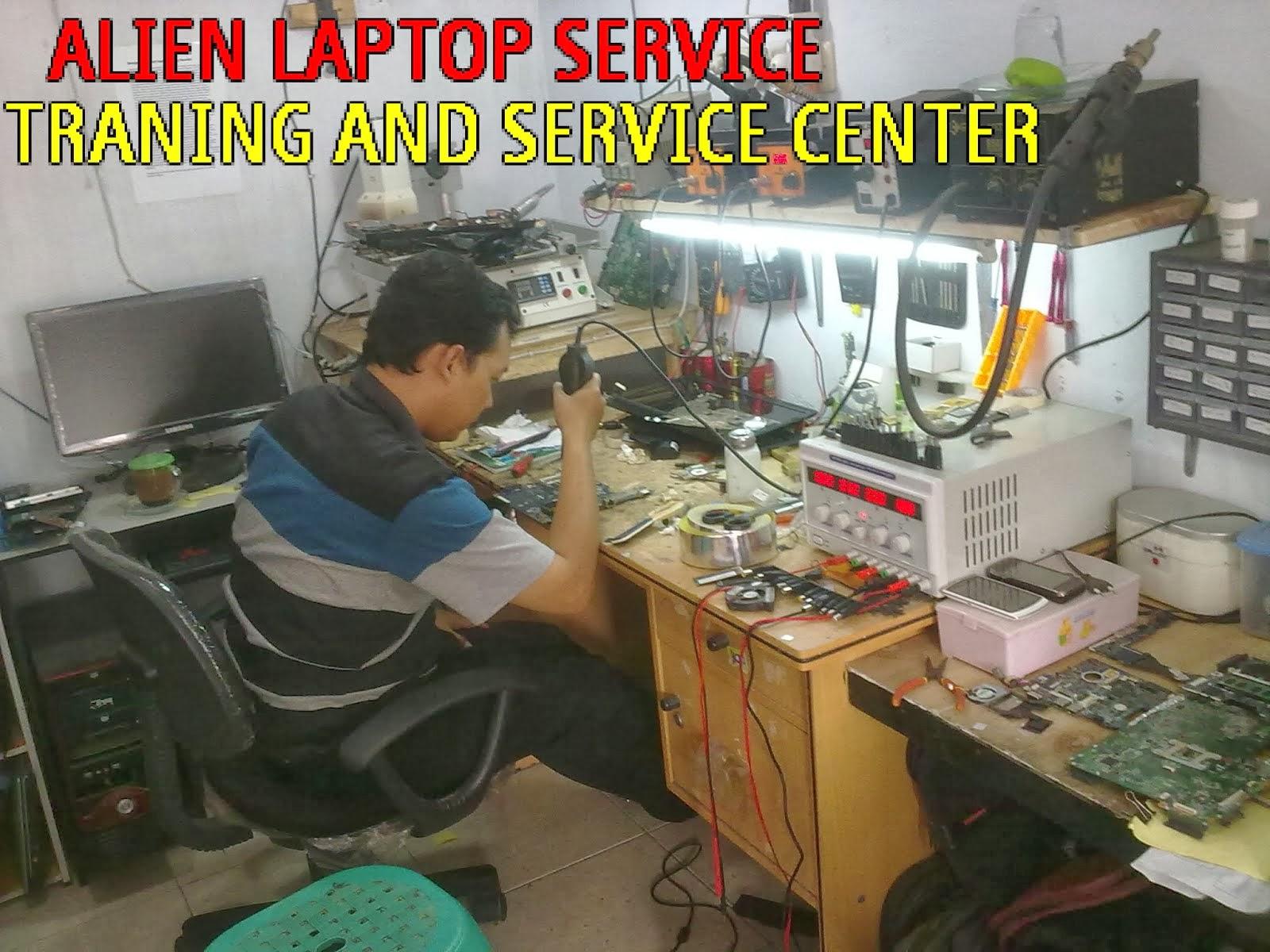 kursus teknisi laptop