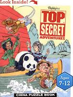 top secret adventures