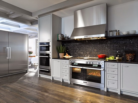 Add us to social media and stay connected for Miele kitchen designs