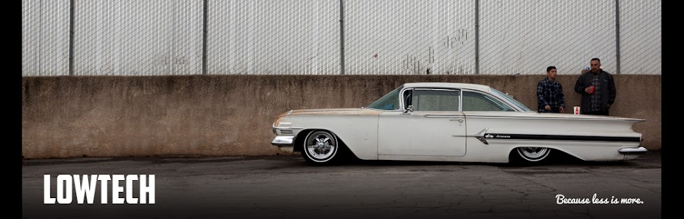 LOWTECH :: traditional hot rods and customs :: Because less is more.