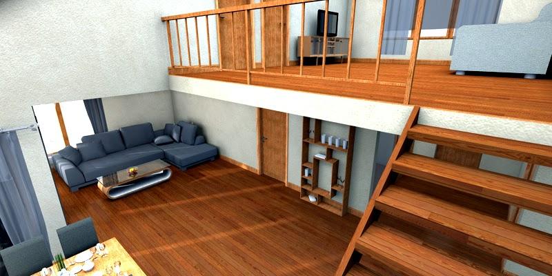Projetos de casas projeto de casa econ mica ch91 for Casa moderna economica