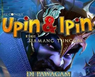 Upin & Ipin - Keris Siamang Tunggal