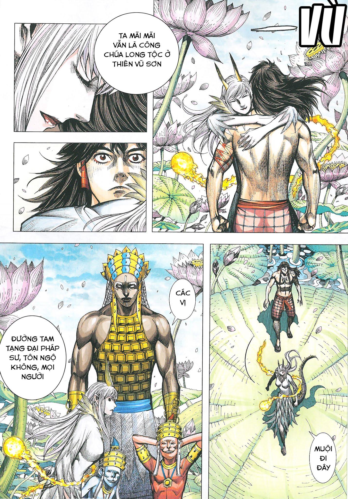 Tây Du chap 181 - Trang 25