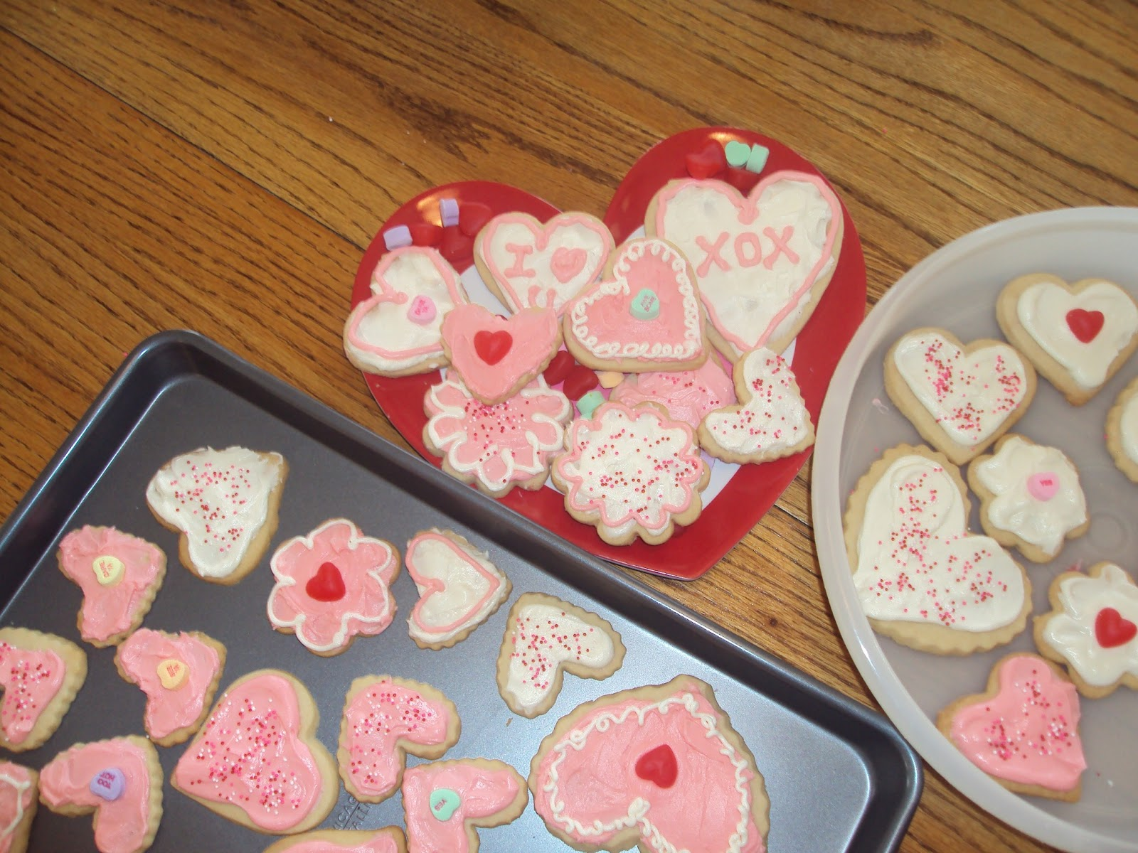 Friendship, Life and Style: THE BEST Sugar Cookies