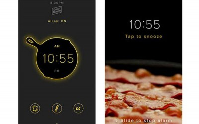 Alarm iPhone Ini Akan Bangunkan Anda Dengan Aroma Daging
