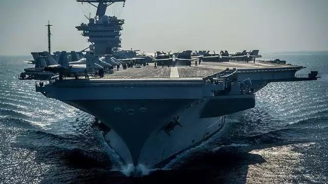 Ο Τραμπ δεν κανει τίποτα τελικά!κουμάντο κανει η σκιώδες κυβέρνηση, το αμερικανικό αεροπλανοφόρο USS Carl Vinson κατευθύνεται προς Κορέα