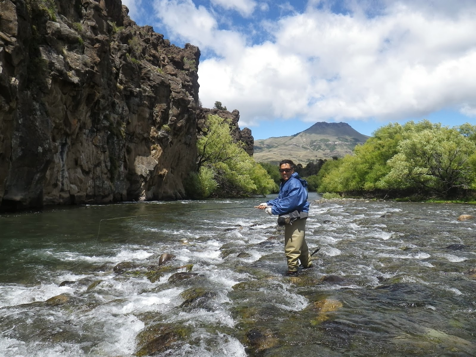 First cast fly fishing diy fly fishing patagonia for Fly fishing patagonia