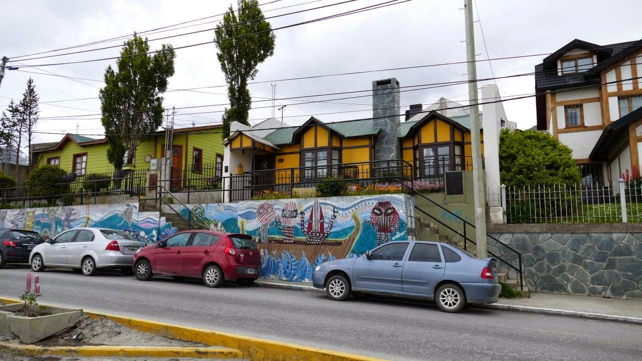 Ushuaia Grafitti