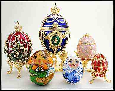 Peter Carl Faberge Artist of egg easters(Russian jeweler ...