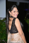 Anasuya sizzling photos in saree-thumbnail-18