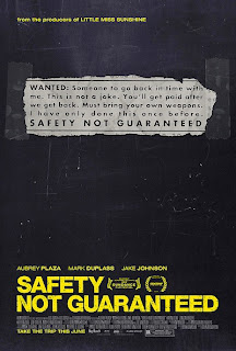 Safety Not Guaranteed (2012) Español Latino