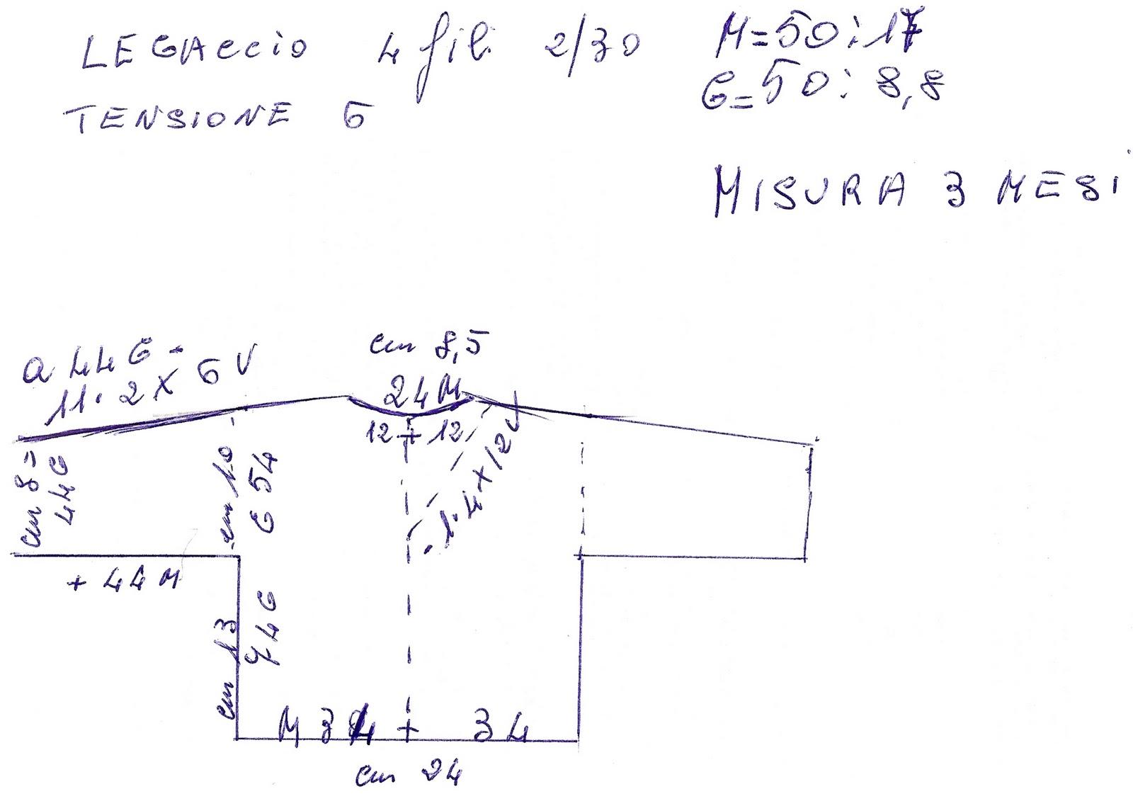 Popolare Misure Golfino Neonato SA54 » Regardsdefemmes HQ11