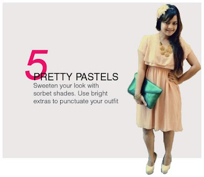 pastel fashion trend 2013
