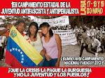 Cartel del Campamento Antifascista Lara 2013