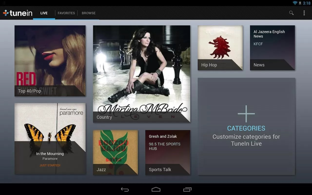 download tunein radio 8 0 apk for android free download. Black Bedroom Furniture Sets. Home Design Ideas