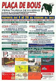 plaça de bous 2012