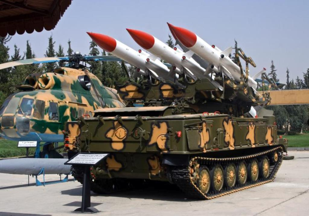 Anti aircraft missiles guns and t 72 tanks of syrian armed forces global military review - Army tank pictures ...