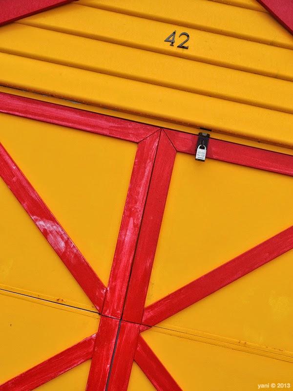 yellow 42