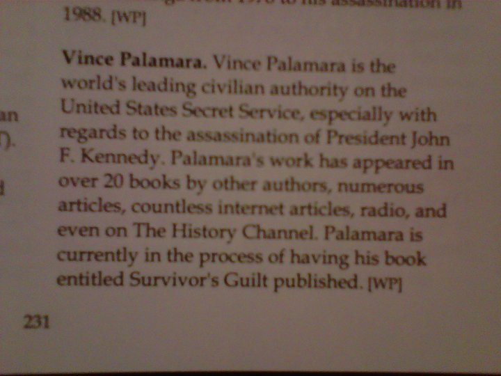 My old Wikipedia entry (approx 2003-2008) as it appears in 3 different Webster's reference books