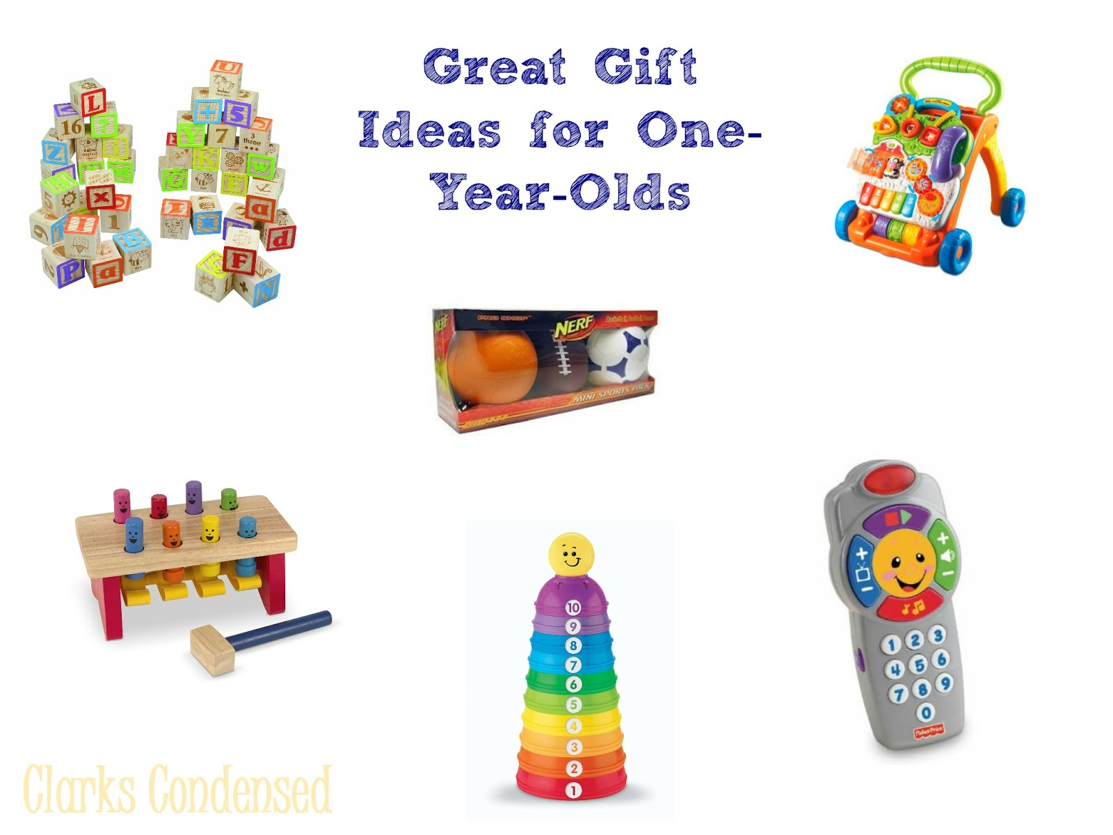 Best Gift Ideas for a e Year Old