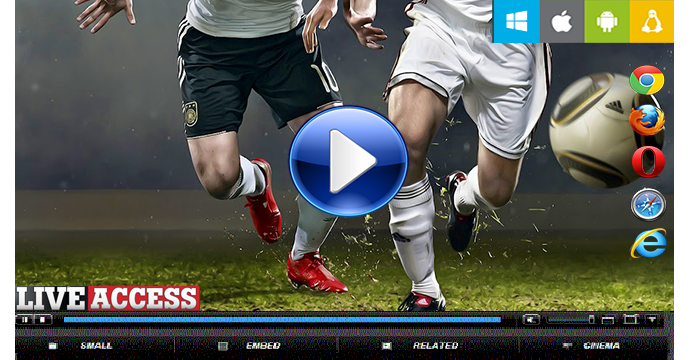 ... vs Bosnia-Herzegovina Live Streaming fifa world cup 2014 Online HD TV