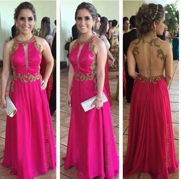 Bolsa De Festa Para Vestido Rosa : Top vestidos de festa by giovana fran?a madrinhas