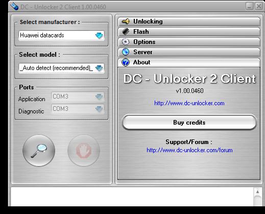 Где можно скачать программу разлочки модемов DC-Unlocker v.1.00.0460 Cracke