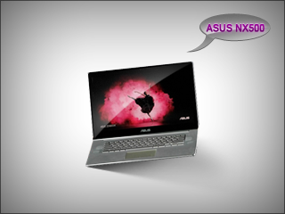 ASUS Zenbook NX500