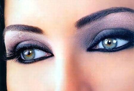 Фото красивых глаз женщин - 48
