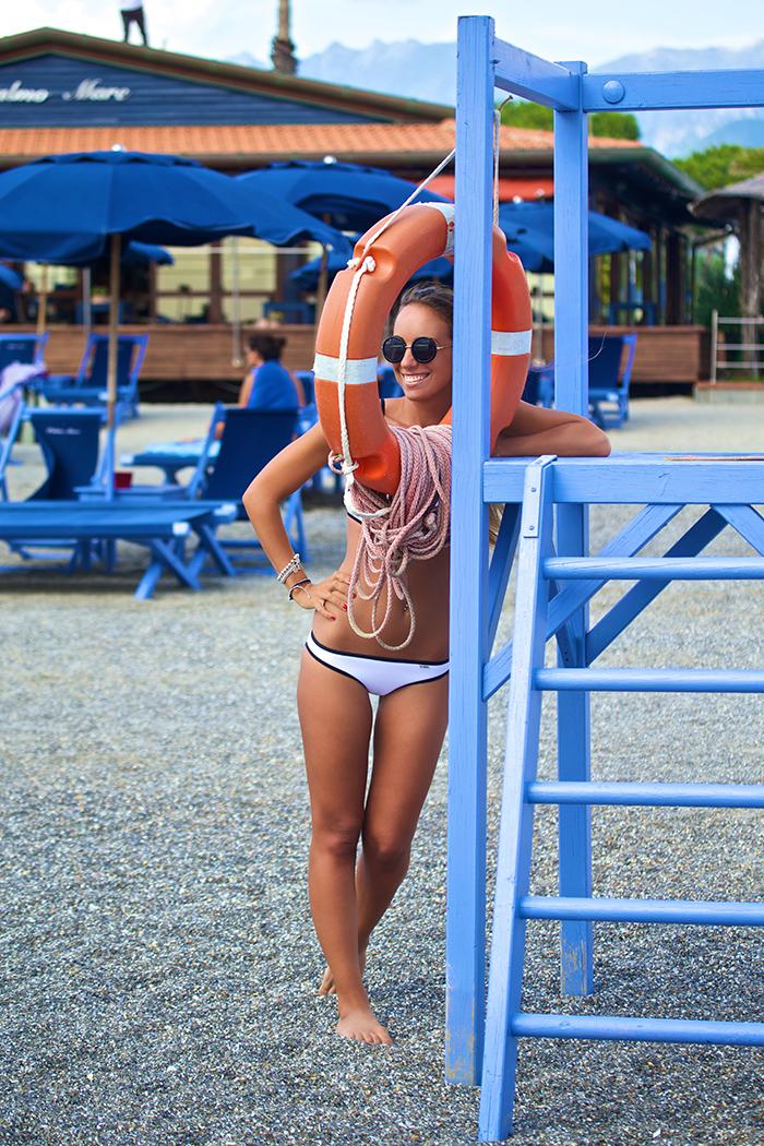 bikini alla moda