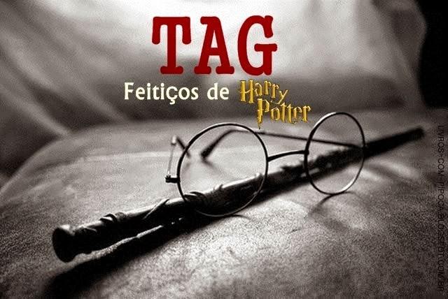 Tag: Feitiços de Harry Potter.