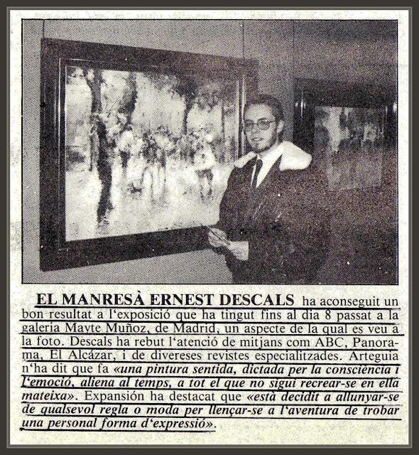 MAYTE MUÑOZ-MADRID-PINTURA-SALA-ARTE-EXPOSICION-PINTOR-ERNEST DESCALS-