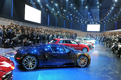 VW Group Night Geneva