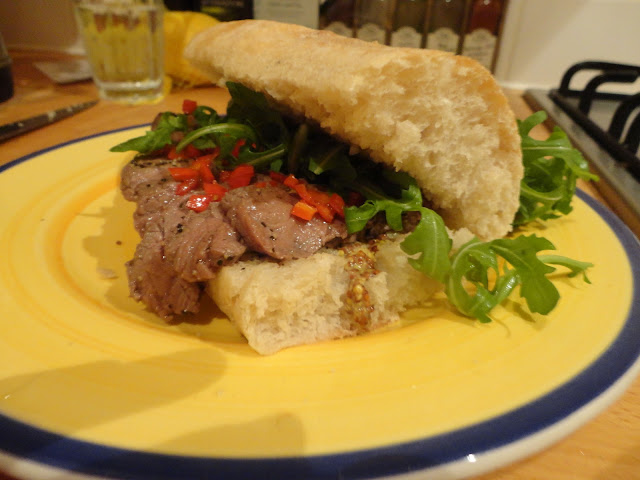 Steak sandwich recipe - 13
