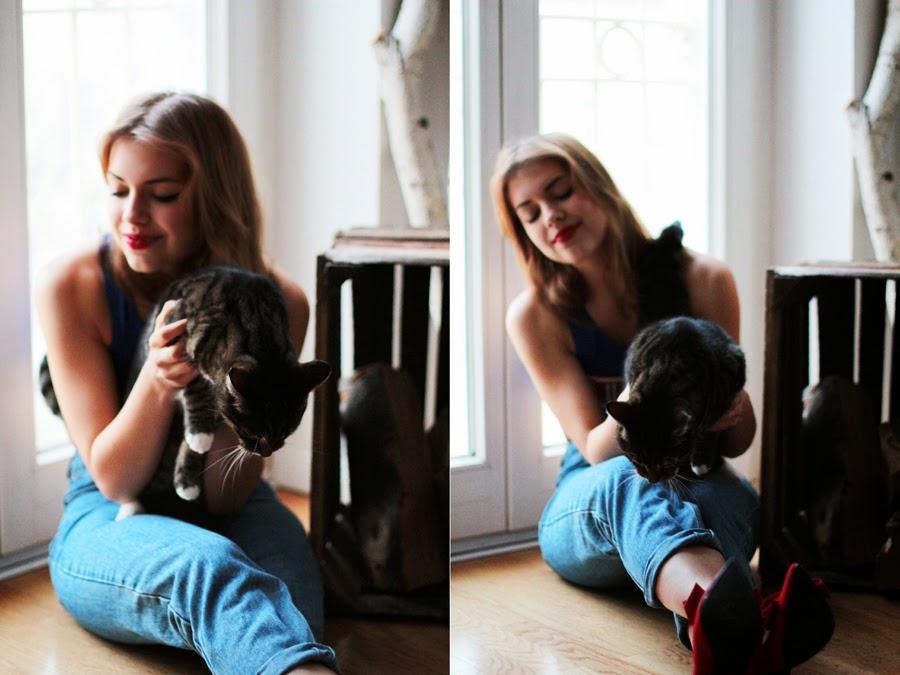 jasmin myberlinfashion cat