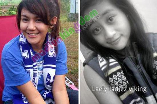 viking Foto: Cewek Cewek Cantik Suporter Bola Indonesia